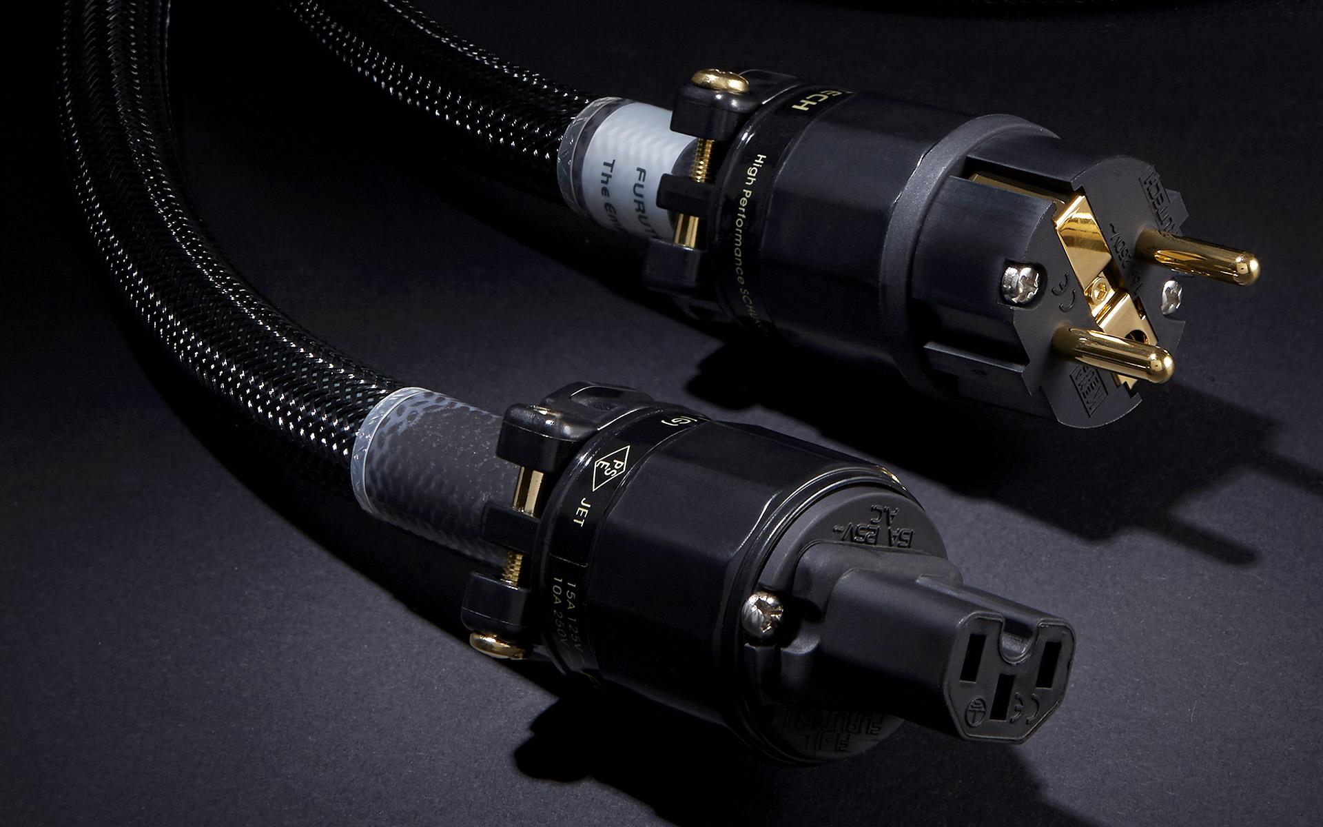 Furutech The Empire Power Cord