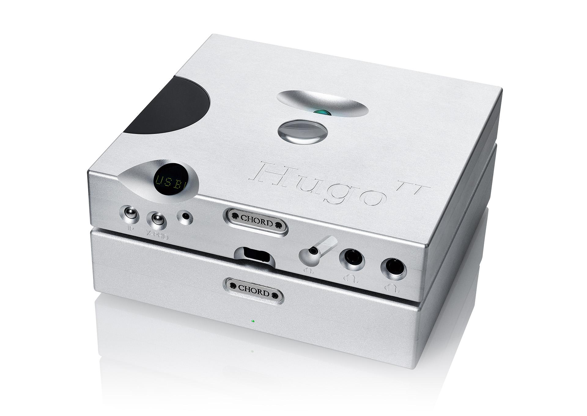 Chord TToby en Hugo - X-Fi